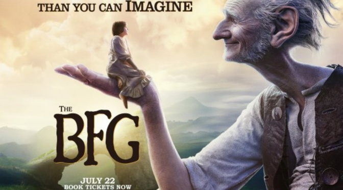 Movie Review: The BFG (2016)