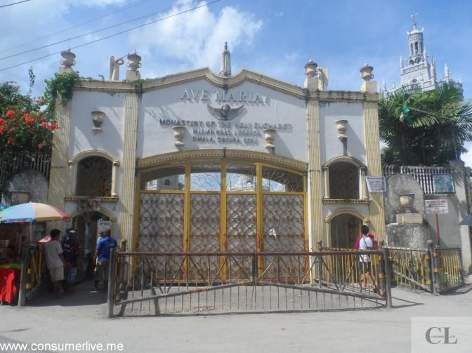 In Pictures: Simala-Lindogon Marian Monks Shrine (Sibonga, Cebu)