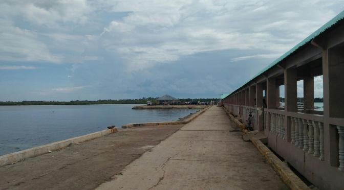 Olango Island. Tinolang Manok. And Rice.