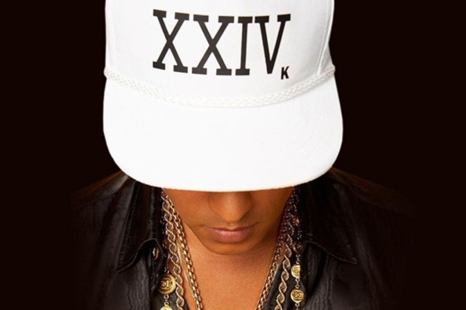 Music Review: 24K Magic (Bruno Mars)