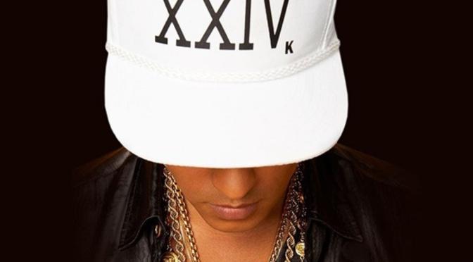 Music Review: 24K Magic (Bruno Mars)