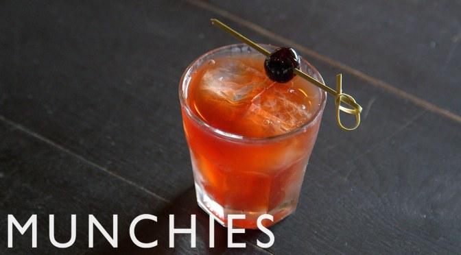 Cocktail: How to Make a Manhattan