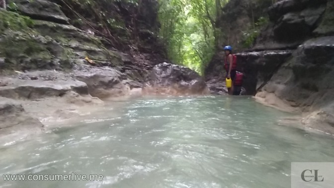 In Pictures: The Canyoneering Rush at Alegria (Cebu, 2017)