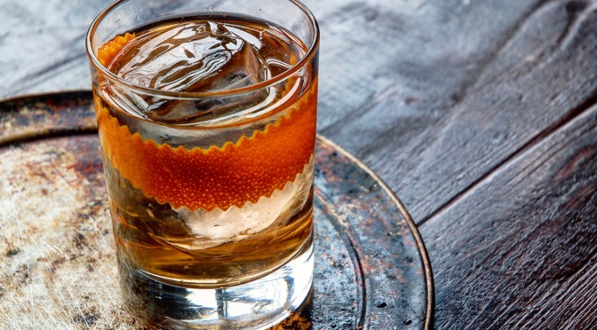 Cocktail: How to Make an Old Fashioned Cocktail