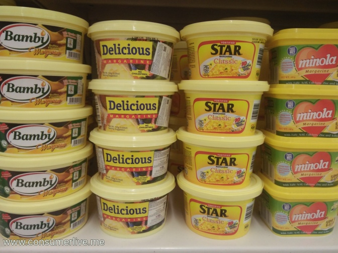 The Preferred Margarine IS…