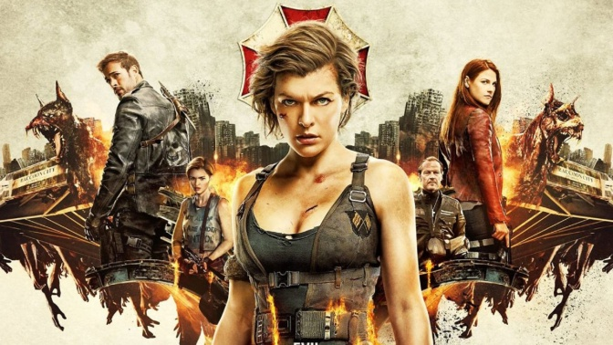 Movie Review: Resident Evil – The Final Chapter (2017)