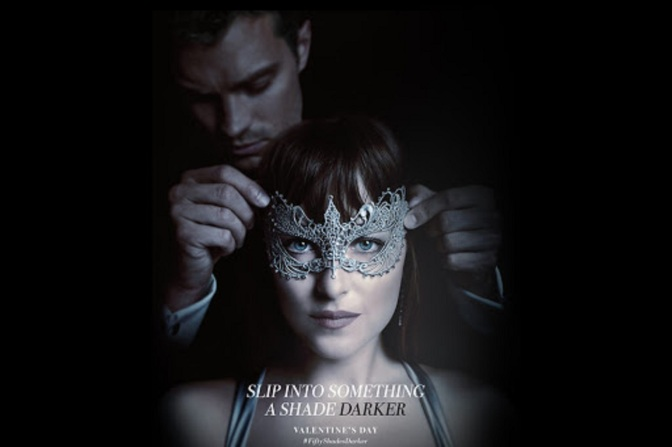 Movie Review: Fifty Shades Darker (2017)