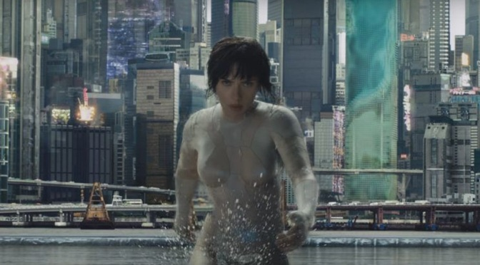 Movie Review: Ghost In The Shell (2017)