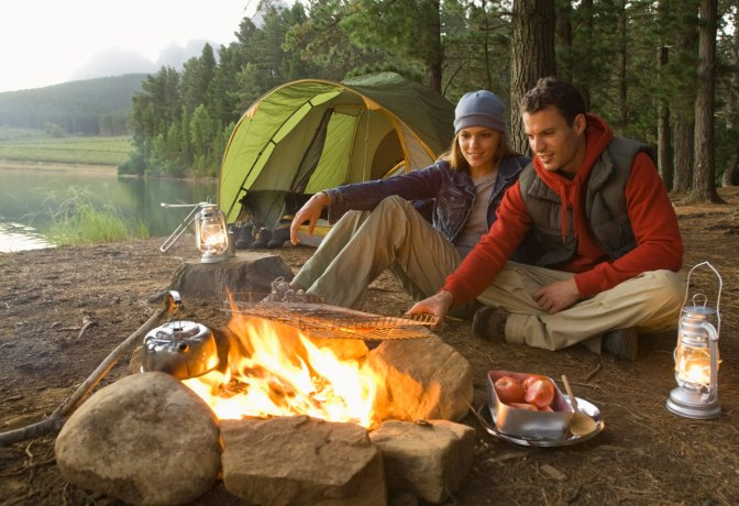 Summertime: Your Camping Essentials