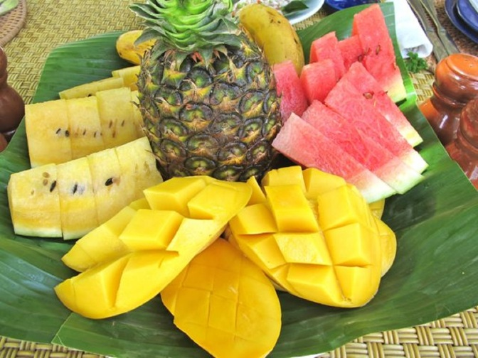 Top Fruits in the Philippines during Summer