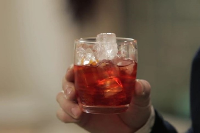 Cocktail: How to Make a Negroni