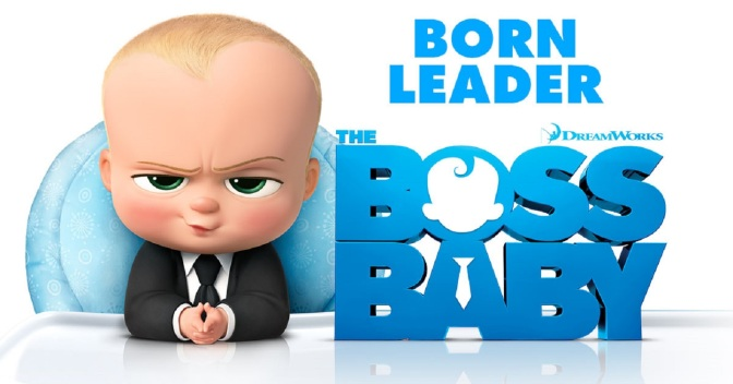 Movie Review: The Boss Baby (2017)