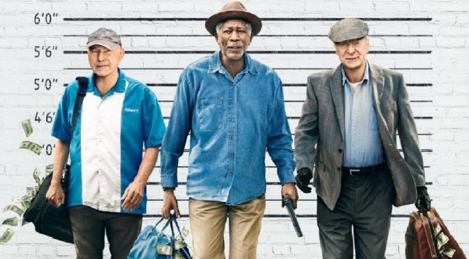 Movie Review: Going In Style (2017)