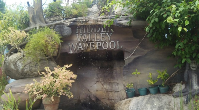 In Pictures: Hidden Valley Wave Pool (Pinamungahan, Cebu)